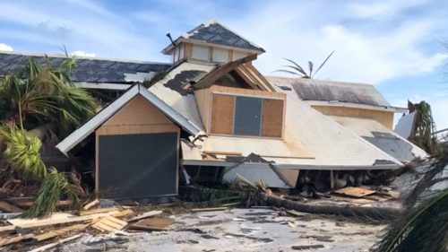 """SEG2 Dorian Bahamas Impact 2 500x281 """"Staggering"""" Death Toll Feared in Bahamas as Thousands Remain Missing After Hurricane Dorian"""