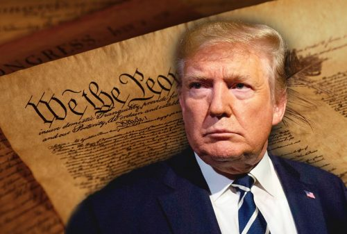 trump constitution 9171 500x337 New study: Trumps Electoral College win was no fluke — and is likely to happen again