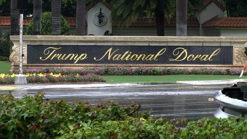 White House says next G 7 to be held at a Trump golf resort