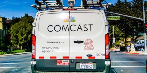 comcast van 760x380 500x250 Comcast fights Google's encrypted DNS plan but promises not to spy on users