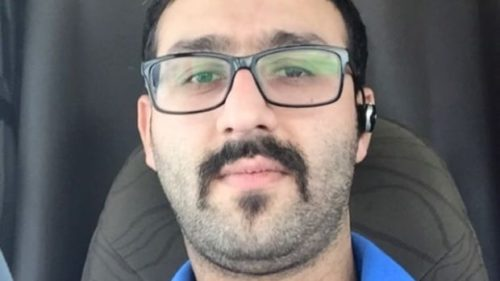 babak soleimani 500x281 Canadian truck driver who shares last name with Iranian general says he cant cross U.S. border | CBC Radio