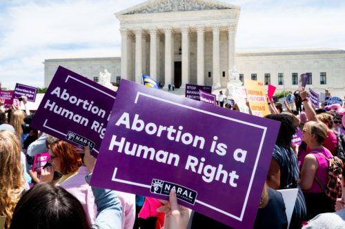 Supreme Court strikes down Louisiana law that would have limited state to one abortion clinic