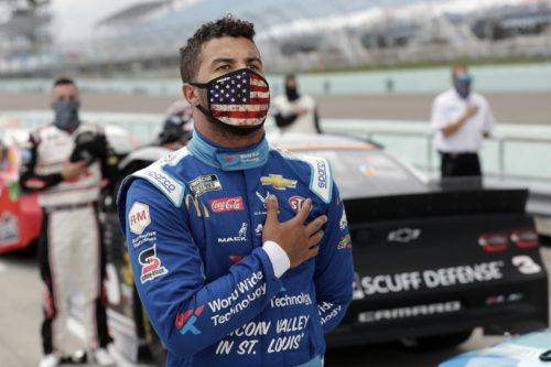 NASCAR: Noose found in Bubba Wallace garage at Alabama race