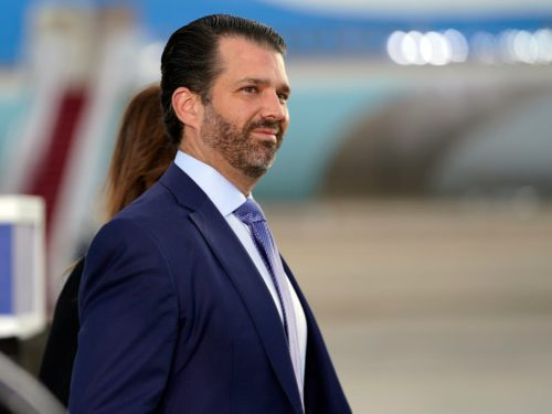 newFile 6 500x375 Don Trump Jr hits out at 'Democrat governor' of Texas... who is actually Republican
