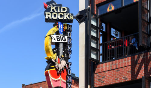 kidrock 500x293 Man Arrested At Kid Rock's Bar For Removing Colostomy Bag And Swinging It Around